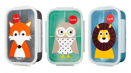 3 Sprouts Bento Lunch & Snack Box
