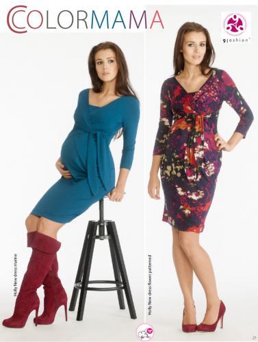 Holly Nursing Dress by 9 Fashion