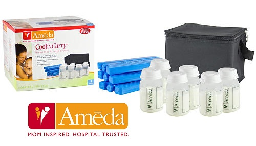 Ameda Cool'N Carry Milk Storage Tote Kit