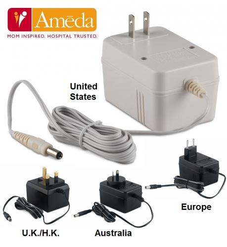 Ameda Purely Yours Breast Pump AC Adapter