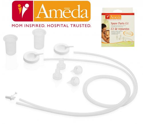 Ameda Purely Yours Breast Pump Spare Parts Kit