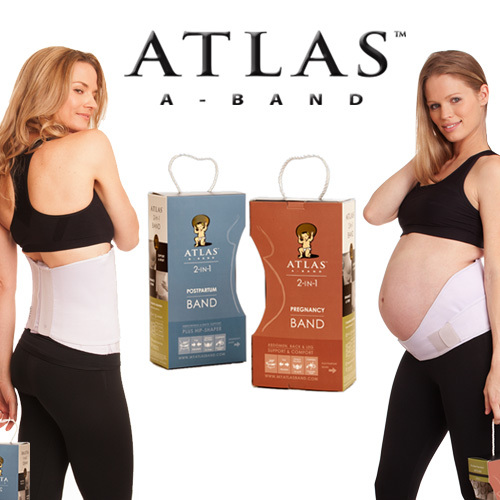 Atlas 2 In 1 Band Combo Pregancy Amp Post Partum Support Bands