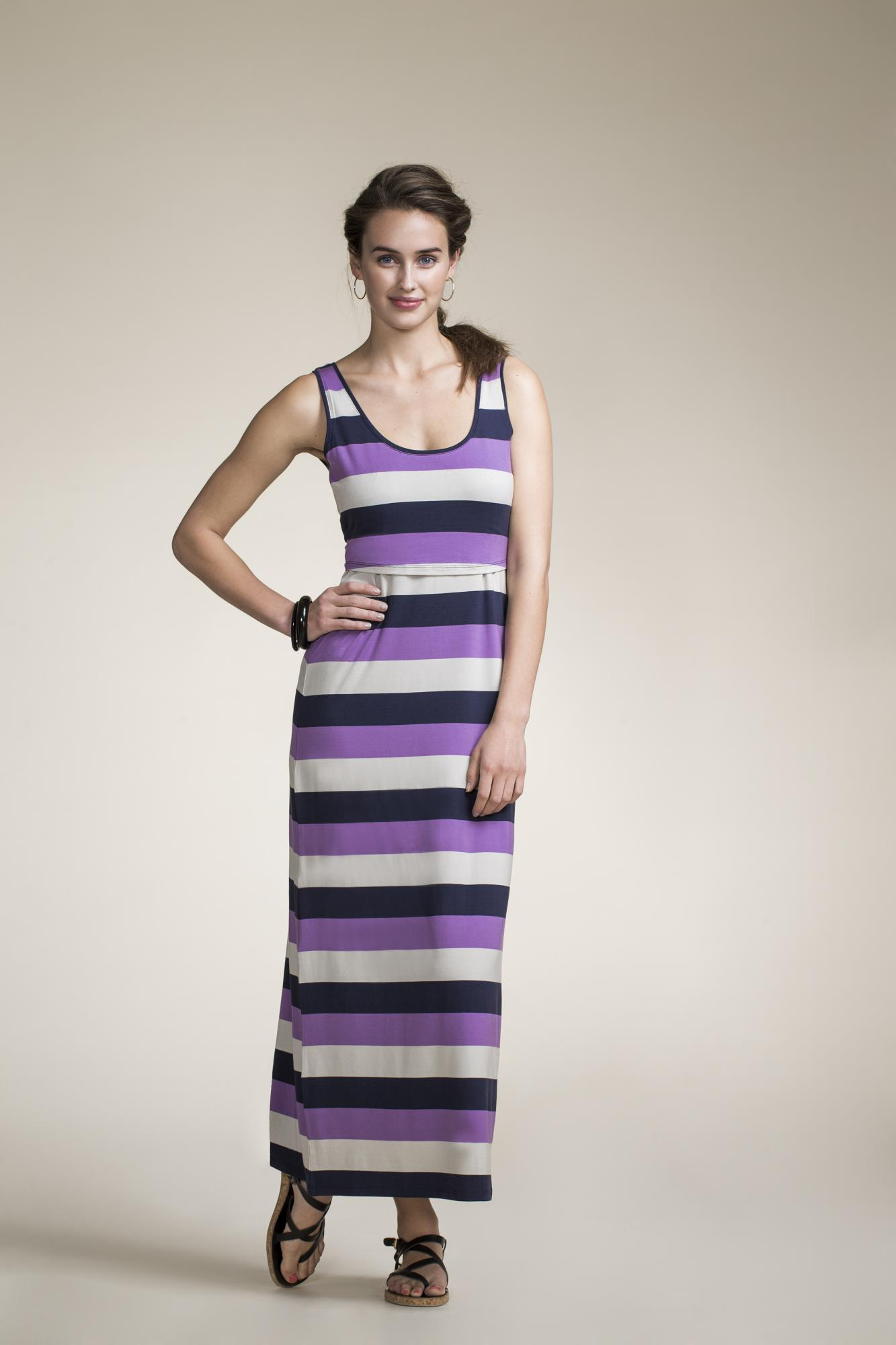 boob-design-long-nursing-dress-cameron-purple-stripe.jpg