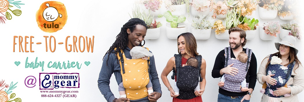 Tula Free-To-Grow Baby Carriers