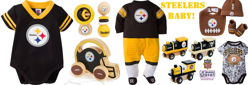 Steelers Nation Baby Station at Mommy Gear