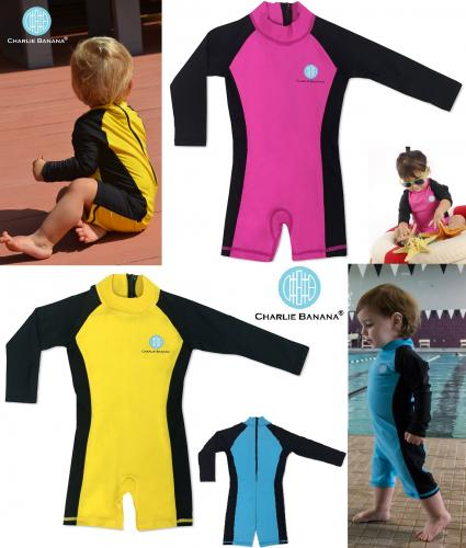Swim Jumpsuit from Charlie Banana