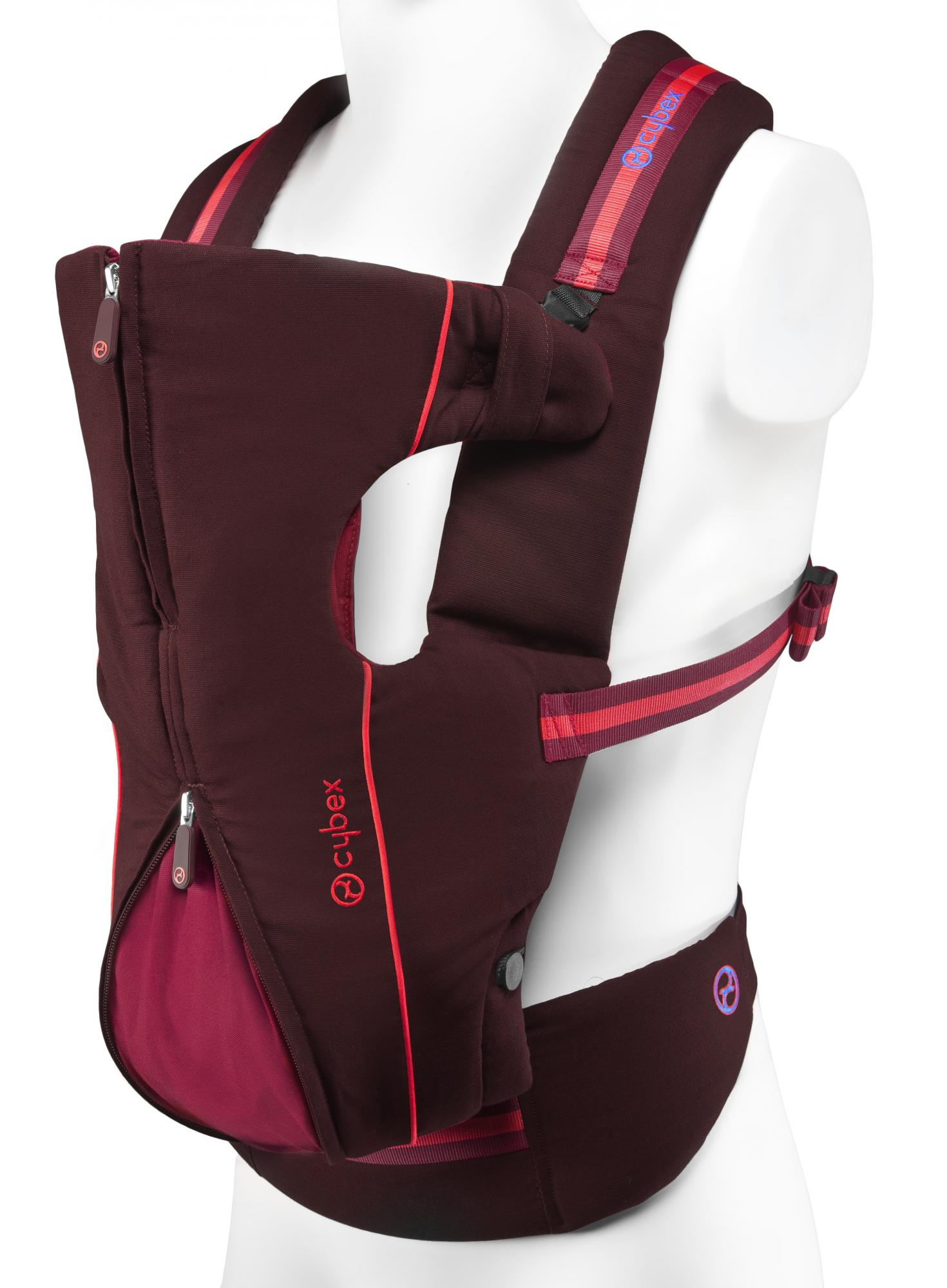 a5a53a492a7 cybex-2-go-baby-carrier-poppy-red-2. ...