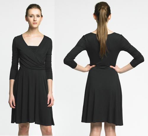 Dote Ballerina Nursing Dress