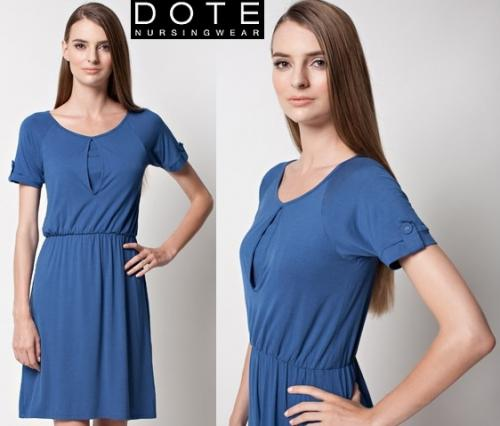 Dote Jesse Nursing Dress--X-Large