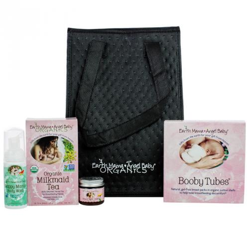 Earth Mama Milk-to-Go Pumping Companion Essentials
