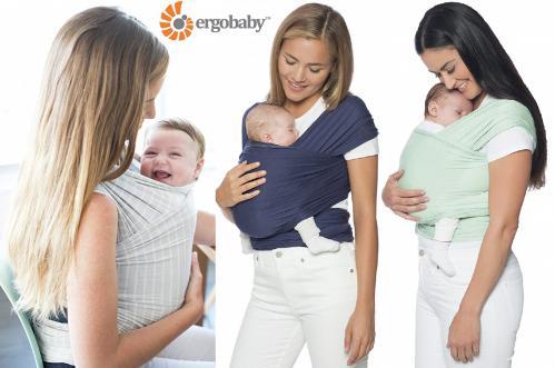 Aura Baby Wrap By Ergobaby