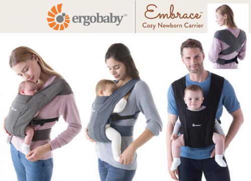 Ergobaby Embrace Cozy Newborn Baby Carrier