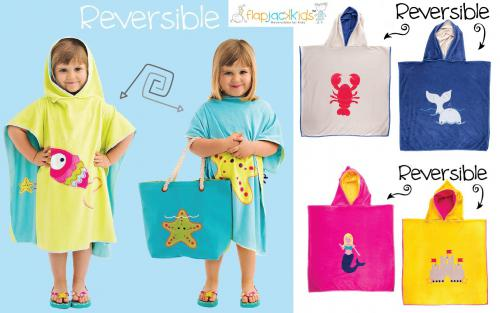 d59d143b5 FlapJack Kids Reversible Cover-Up