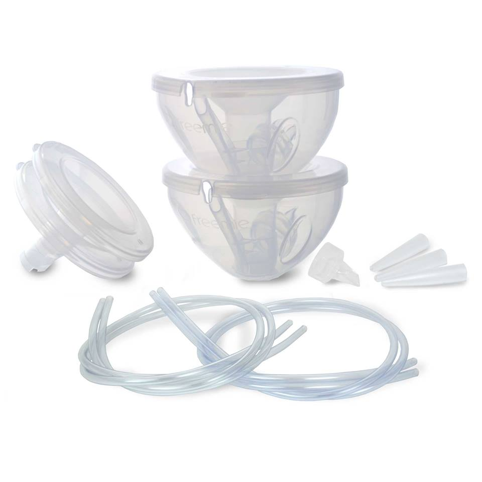 Freemie Deluxe Hands Free Collection Cup Set