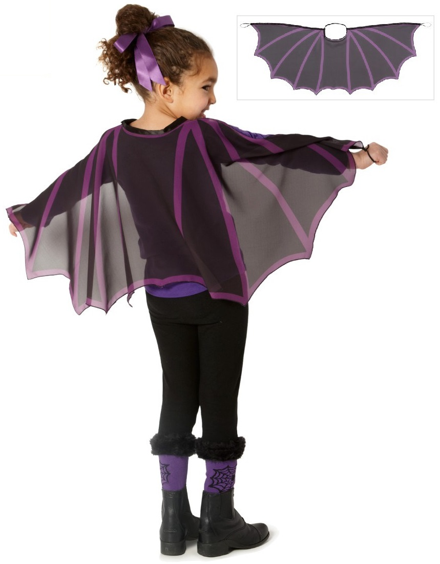 ... ganz-bat-wings-cape-all ...  sc 1 st  Mommy Gear & Childu0027s Costume Cape