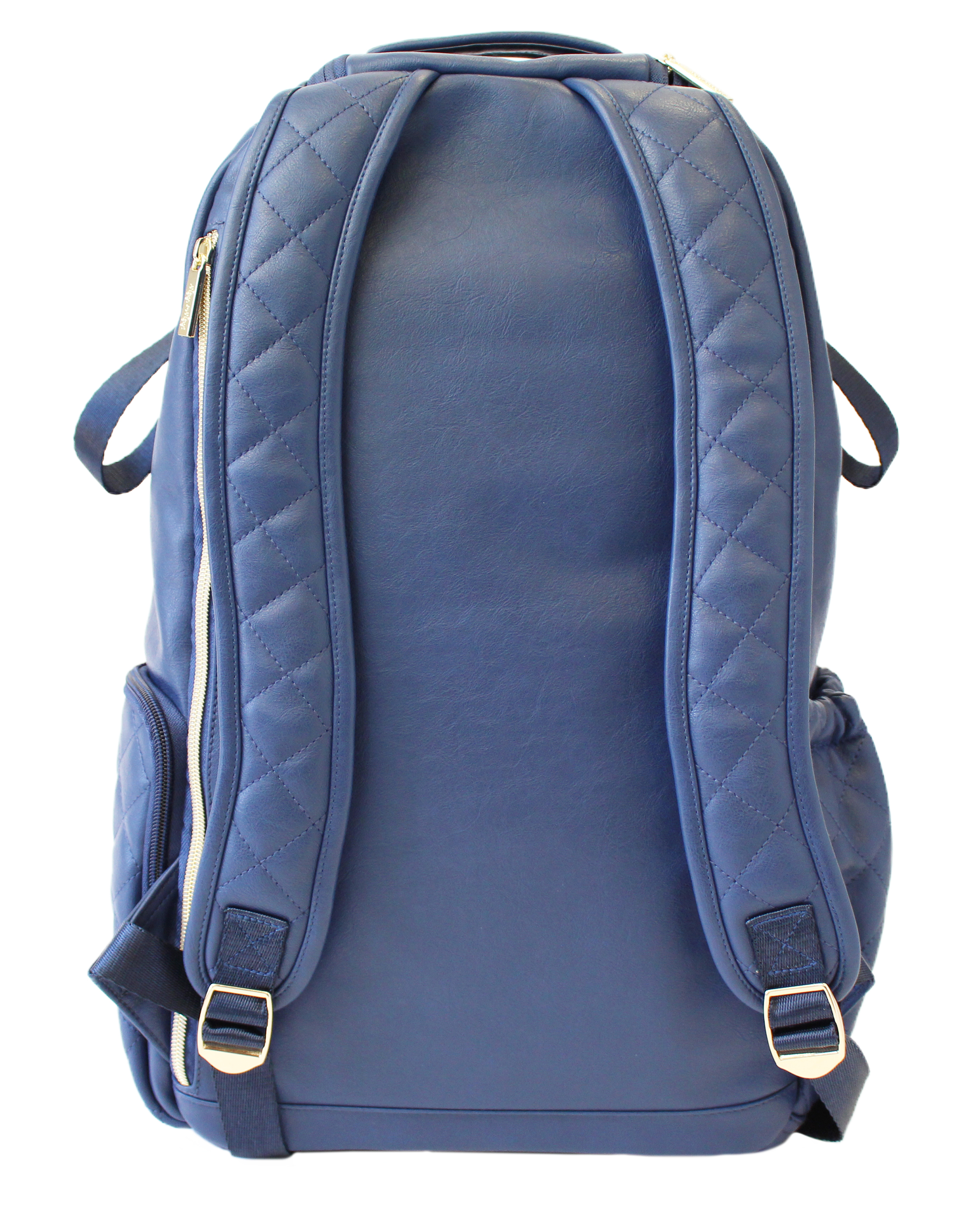 itzy-ritzy-boss-backpack-diaper-bag-navy-gingham-back