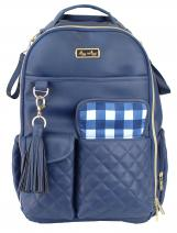 itzy-ritzy-boss-backpack-diaper-bag-navy-gingham