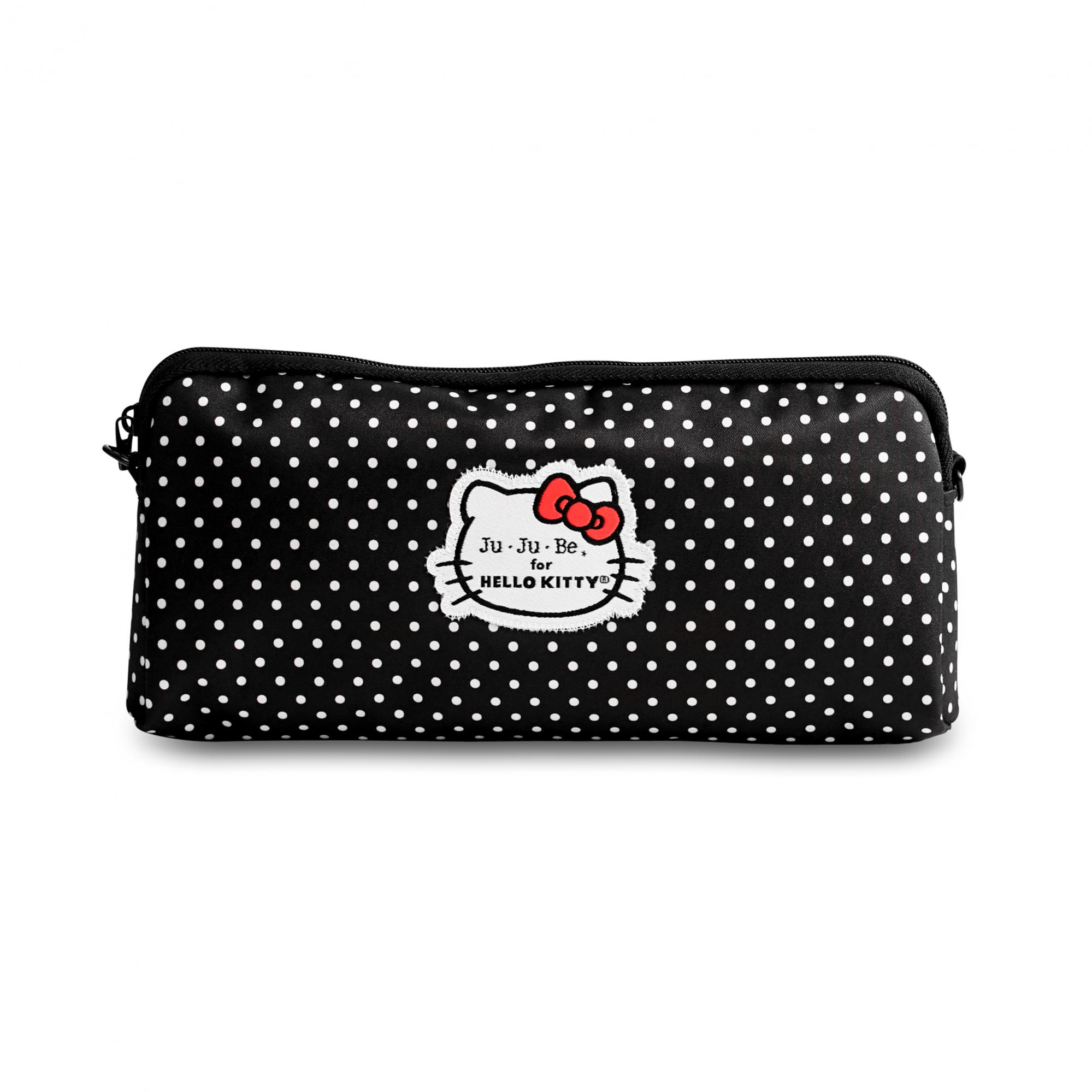Ju Be Set Hello Kitty Dots Stripes Jujube Coin Purse Friends