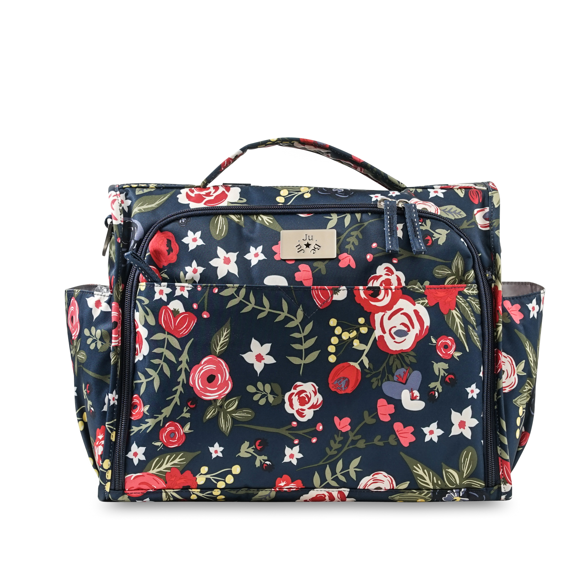 ju-ju-be-midnight-posy-classic-convertible-diaper-bag