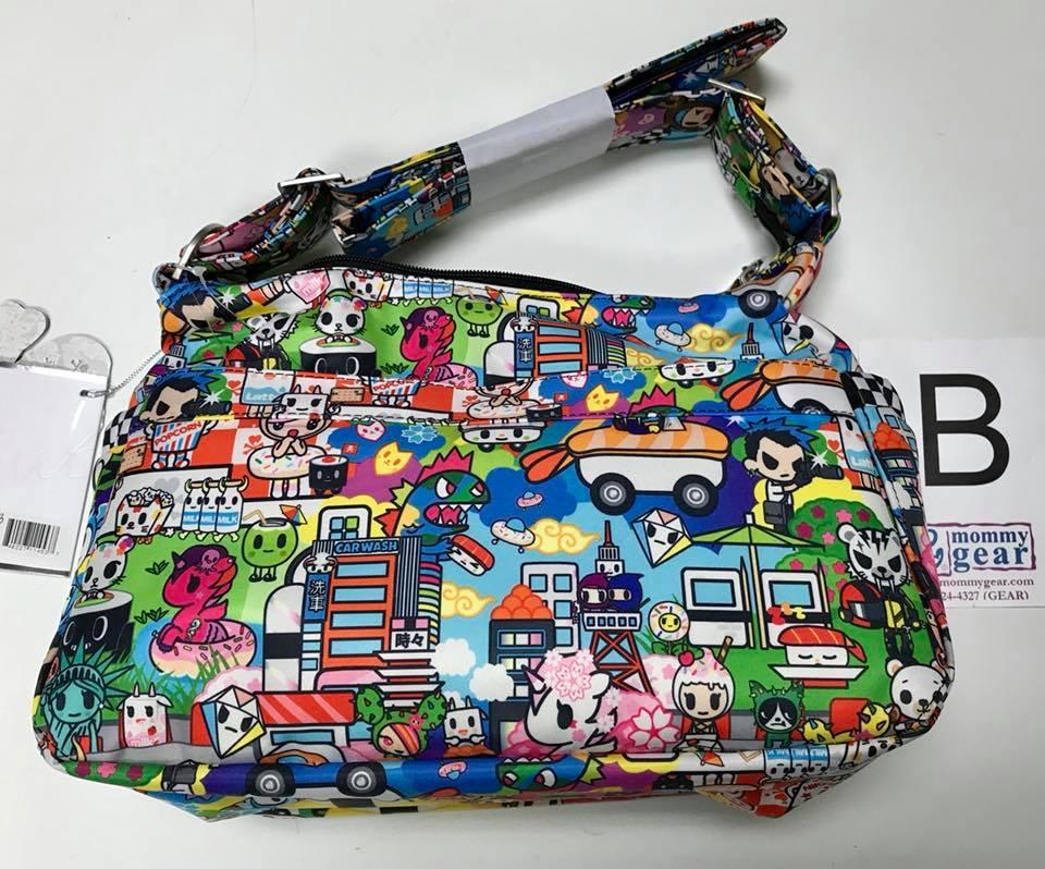 Ju Be Hobobe Diaper Bag