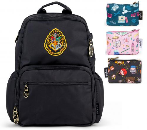 Ju-Ju-Be Zealous Backpack - Mischief Managed + Free Coin Purse & Key Charm