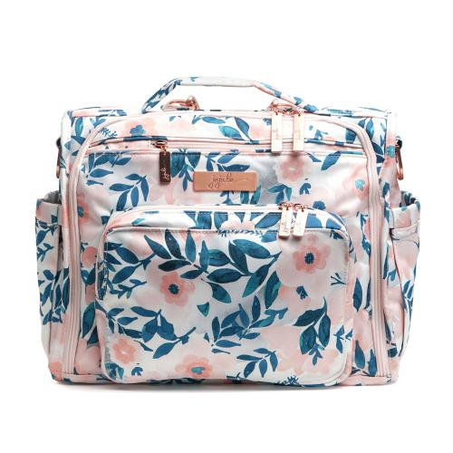 Ju Be B F Diaper Bag Whimsical Watercolor