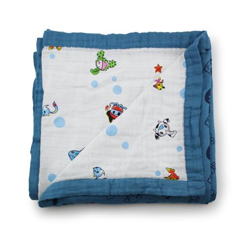 Kanga Care Serene Blanket - Premium Bamboo Double Layer