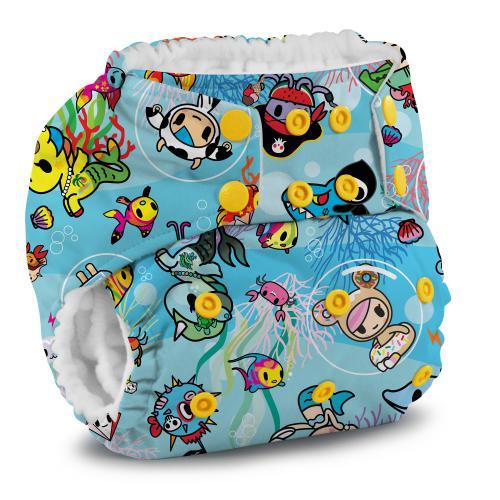 Kanga Care Rumparooz One Size Cloth Pocket Diaper