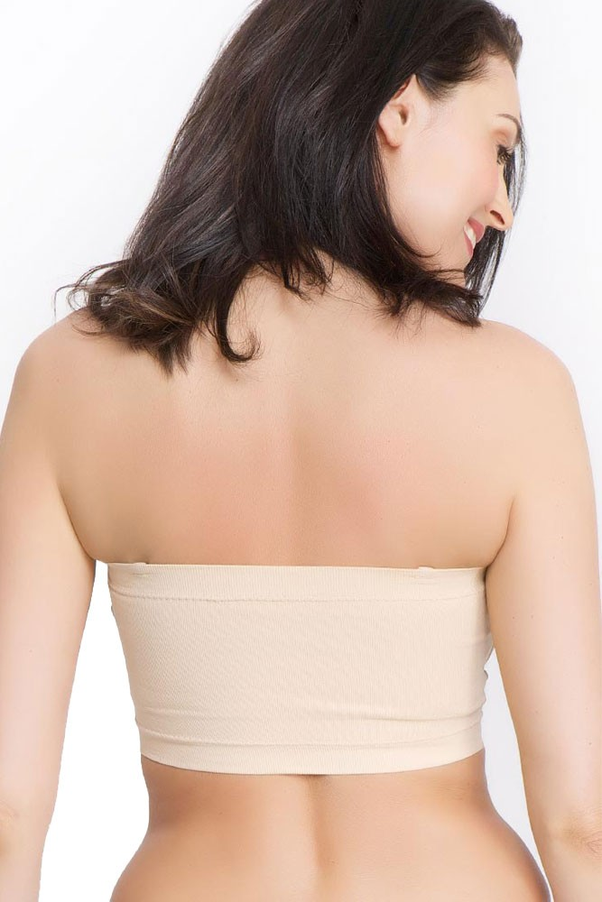 La Leche League Strapless Nursing Bra