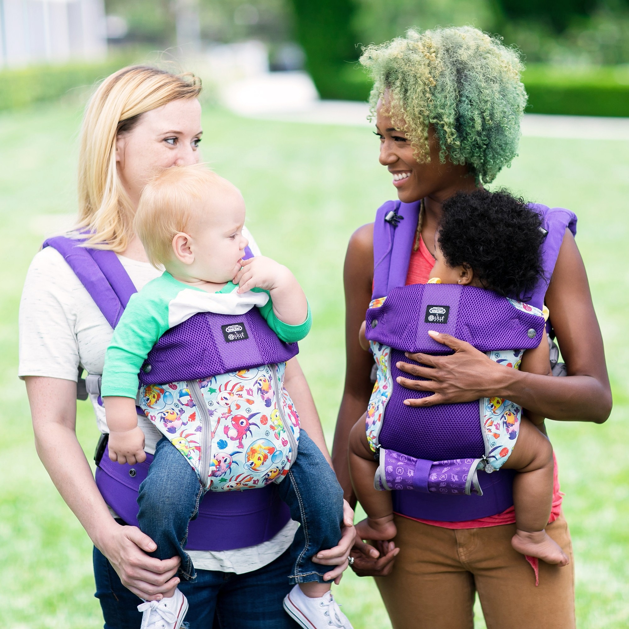 lillebaby-complete-all-seasons-baby-carrier-march-of-murlocs-2