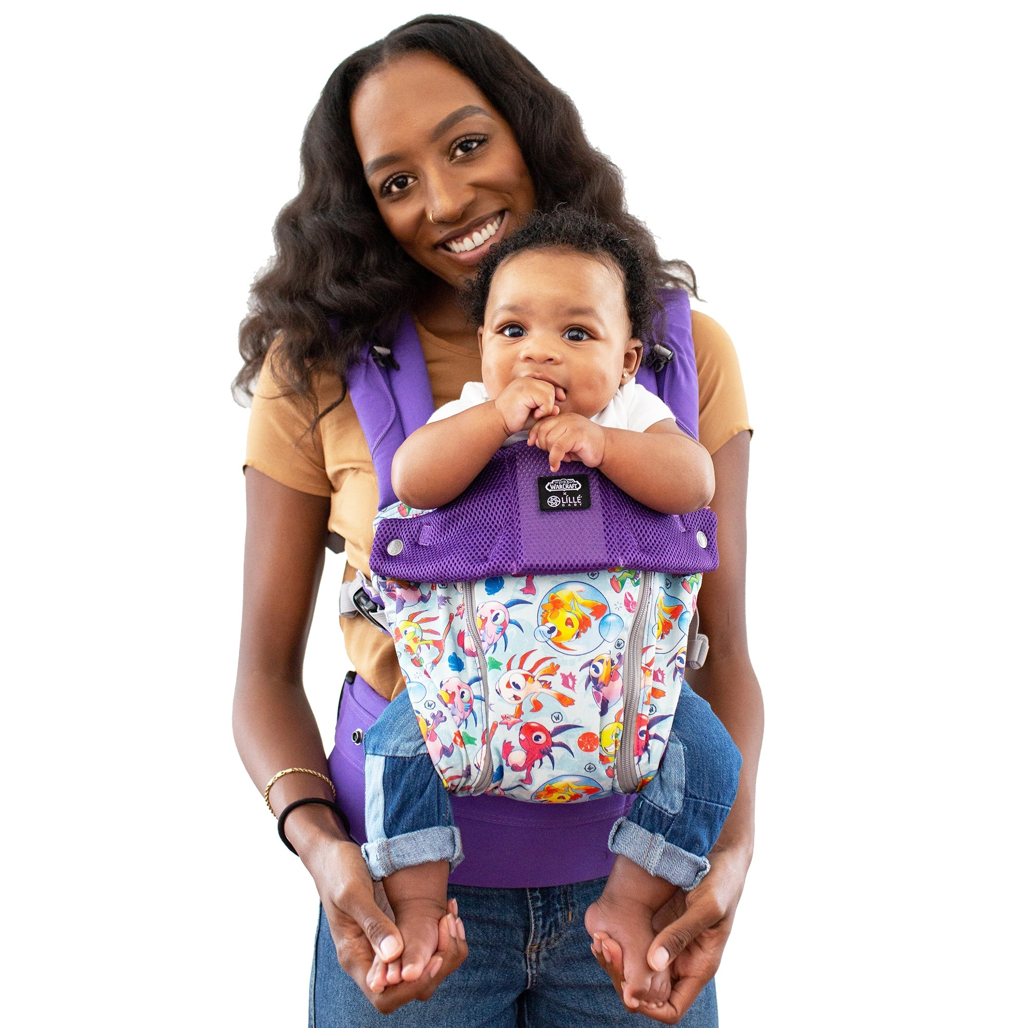 lillebaby-complete-all-seasons-baby-carrier-march-of-murlocs