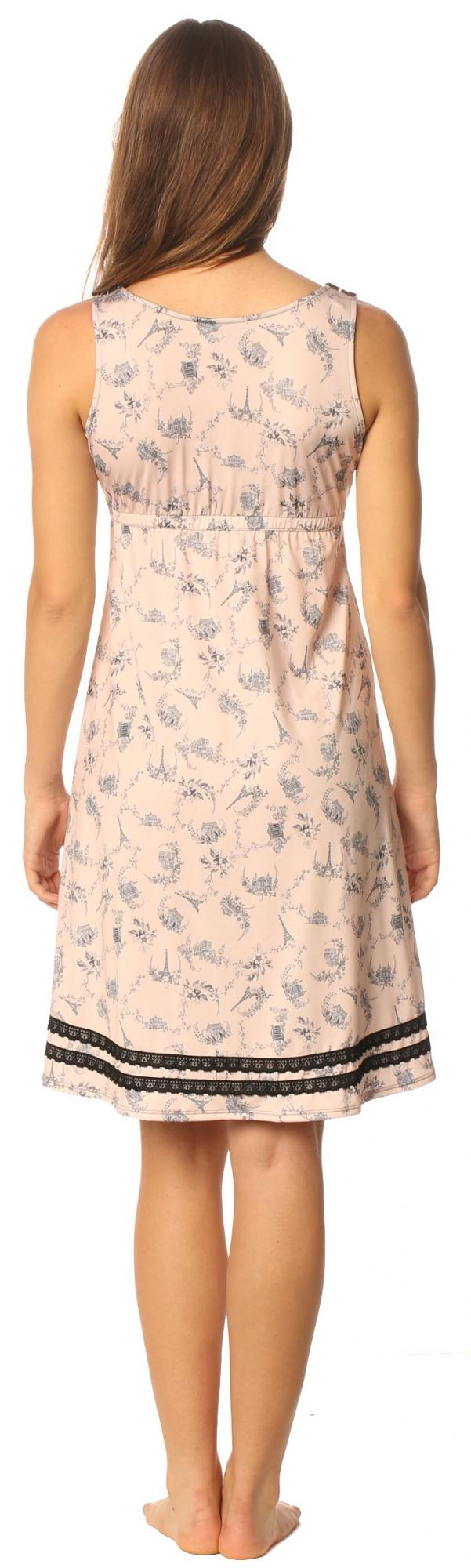 Majamas Celia Nursing Dress/Gown
