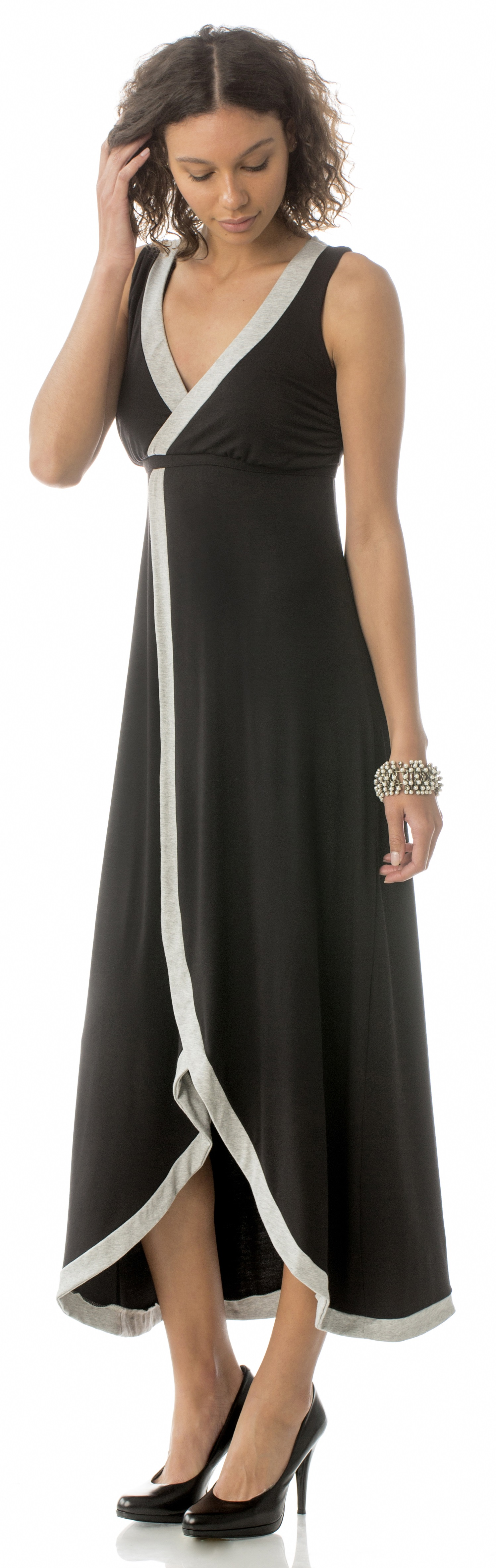majamas-dream-nursing-dress-14-2100-black-heather