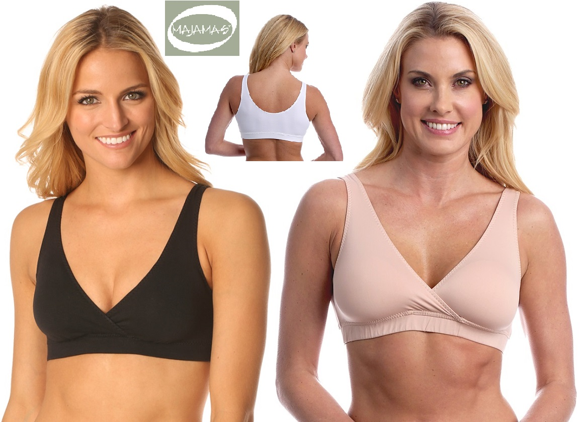 Nursing Bras for Sleep, Lounging, or Light Support