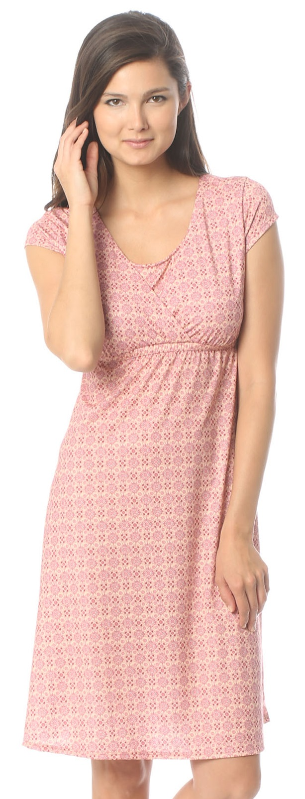 Majamas Lucy Nursing Dress/Gown