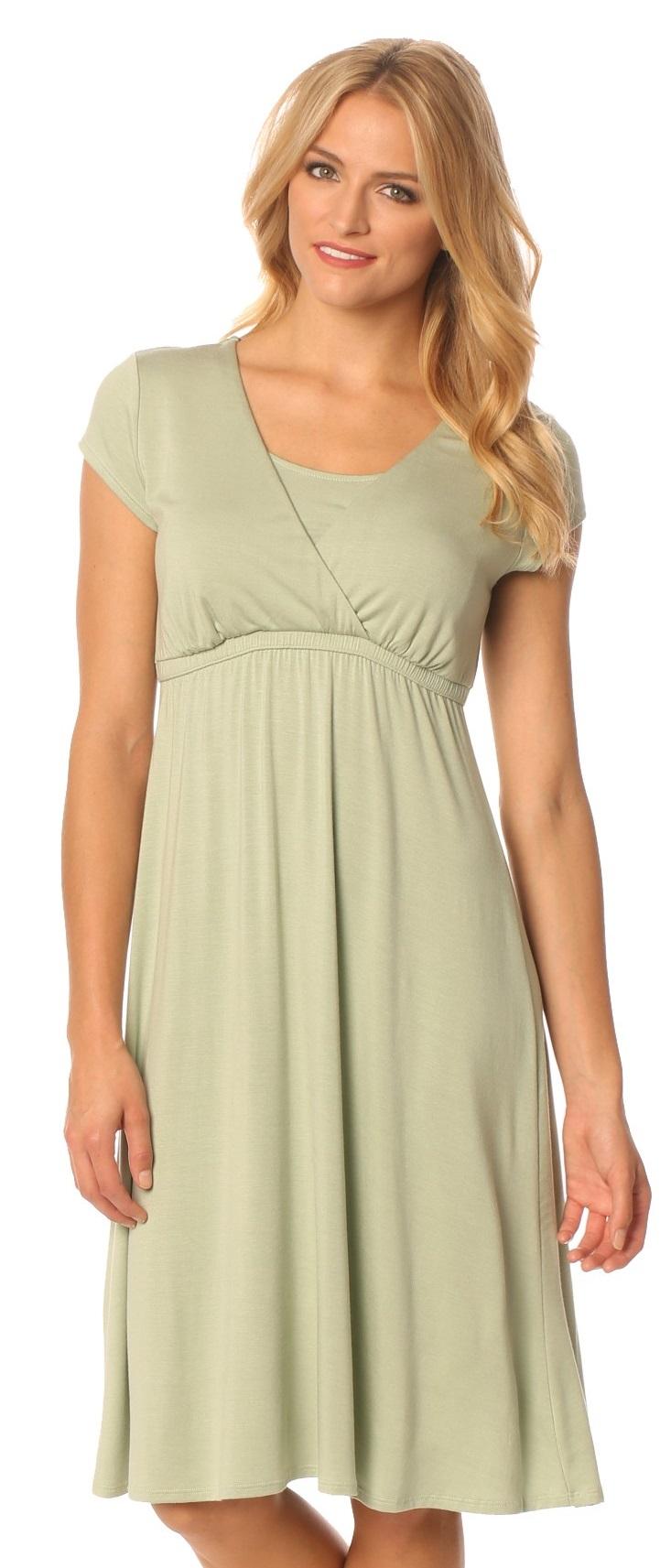 Majamas Lucy Nursing Dress/Gown