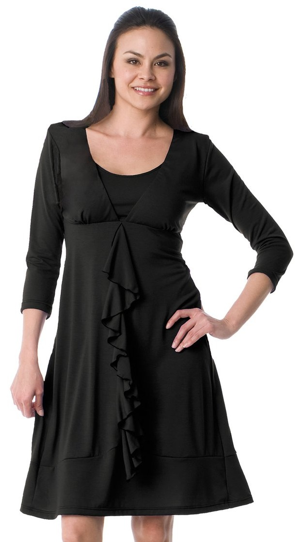 majamas-spiral-nursing-dress-black-2.jpg