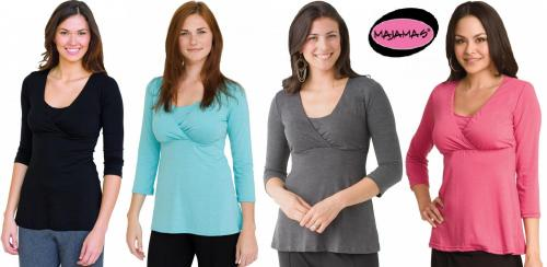 Majamas Maddy Nursing Top