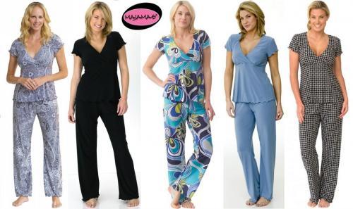 Majamas M.J.s Pajamas Set