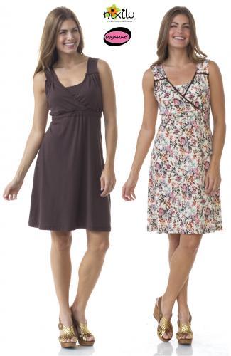Majamas Sora Nursing Dress