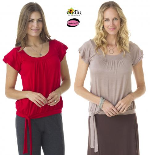 Majamas Swift Nursing Top