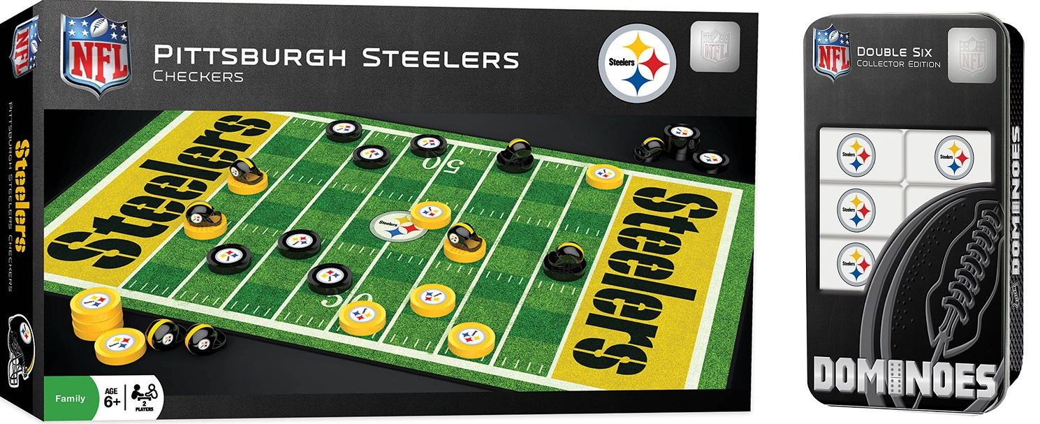 pittsburgh-steelers-checkers-dominoes