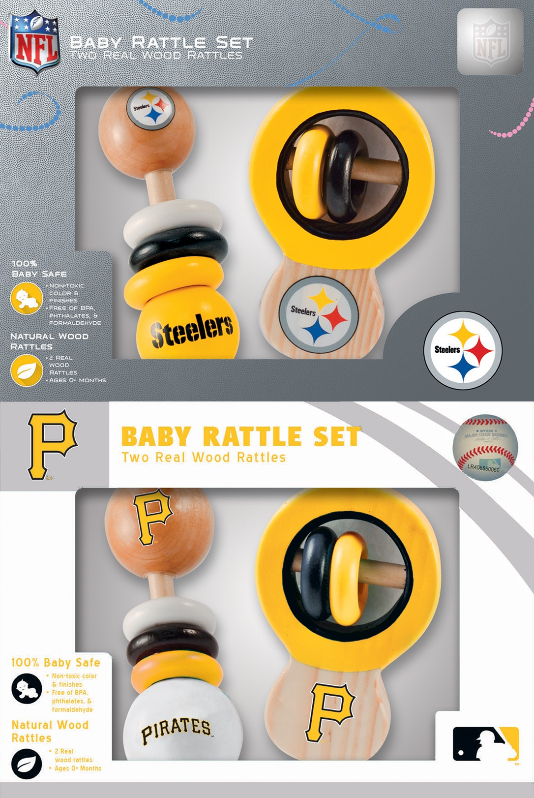 pittsburgh-steelers-pirates-baby-rattle-set
