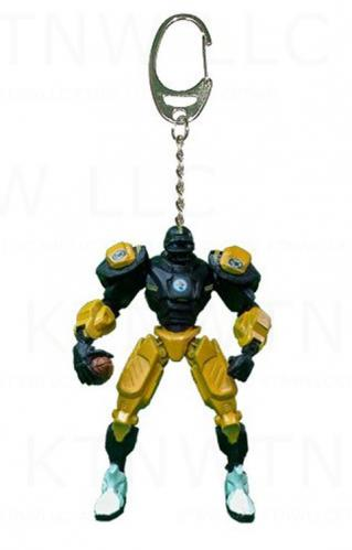 Pittsburgh Steelers Cleatus Posable Keychain
