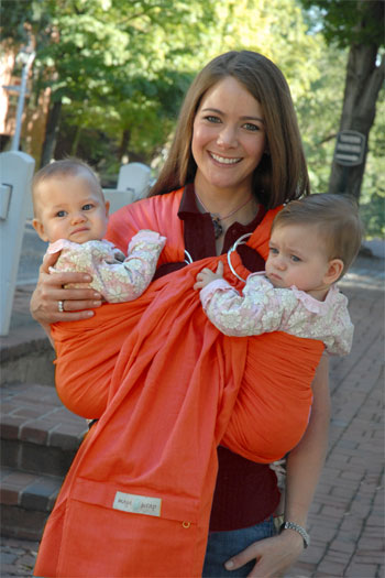 Maya Wrap Lightly Padded Baby Sling