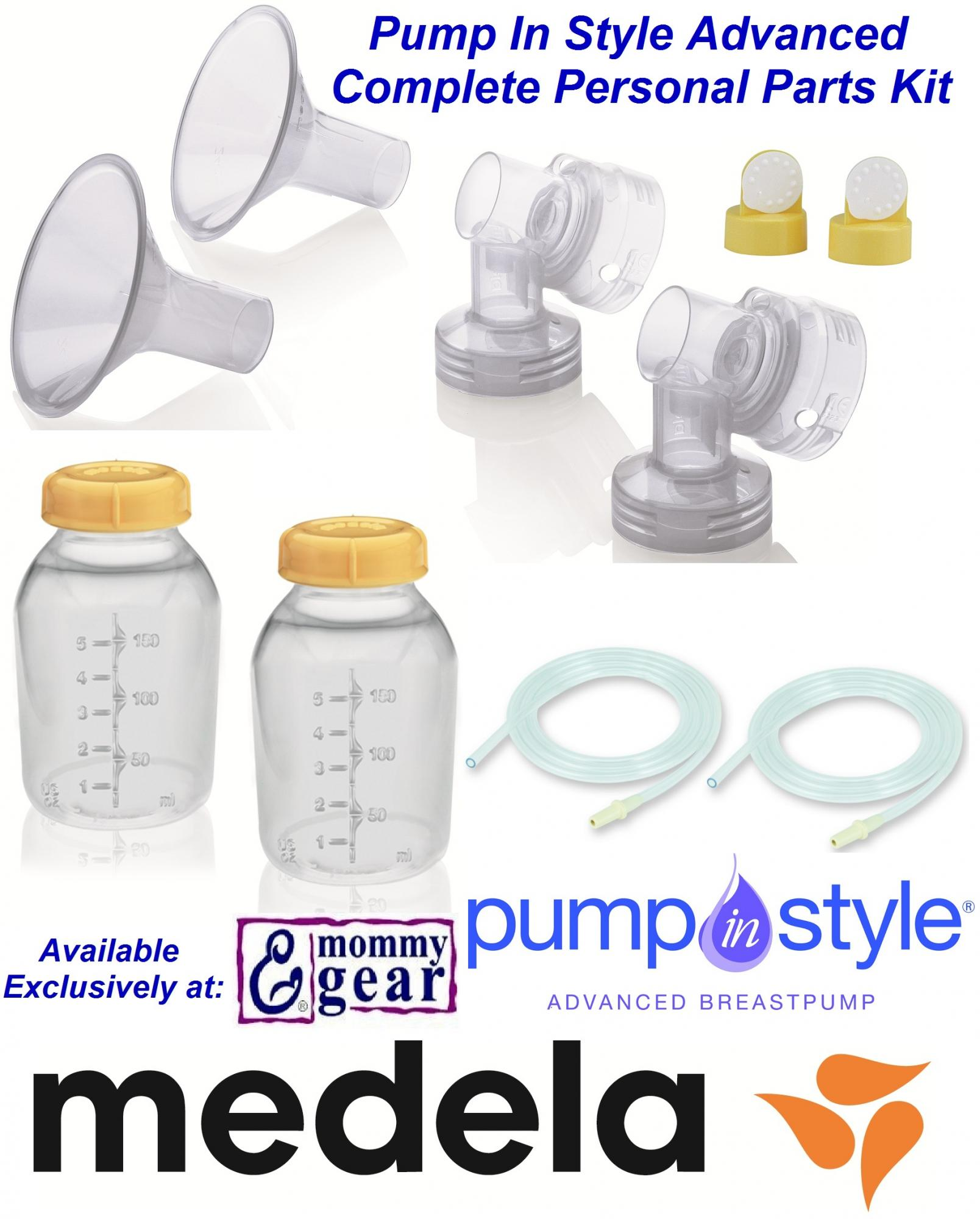 how to use medela pump in style advanced