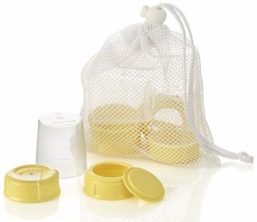 Medela Breastmilk Bottle Spare Parts Kit