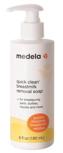 Medela Quick Clean Breastmilk Removal Soap