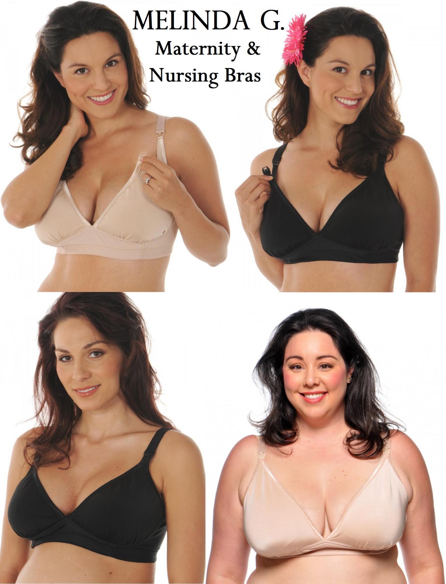 Melinda G Glorious Contour Nursing Bra