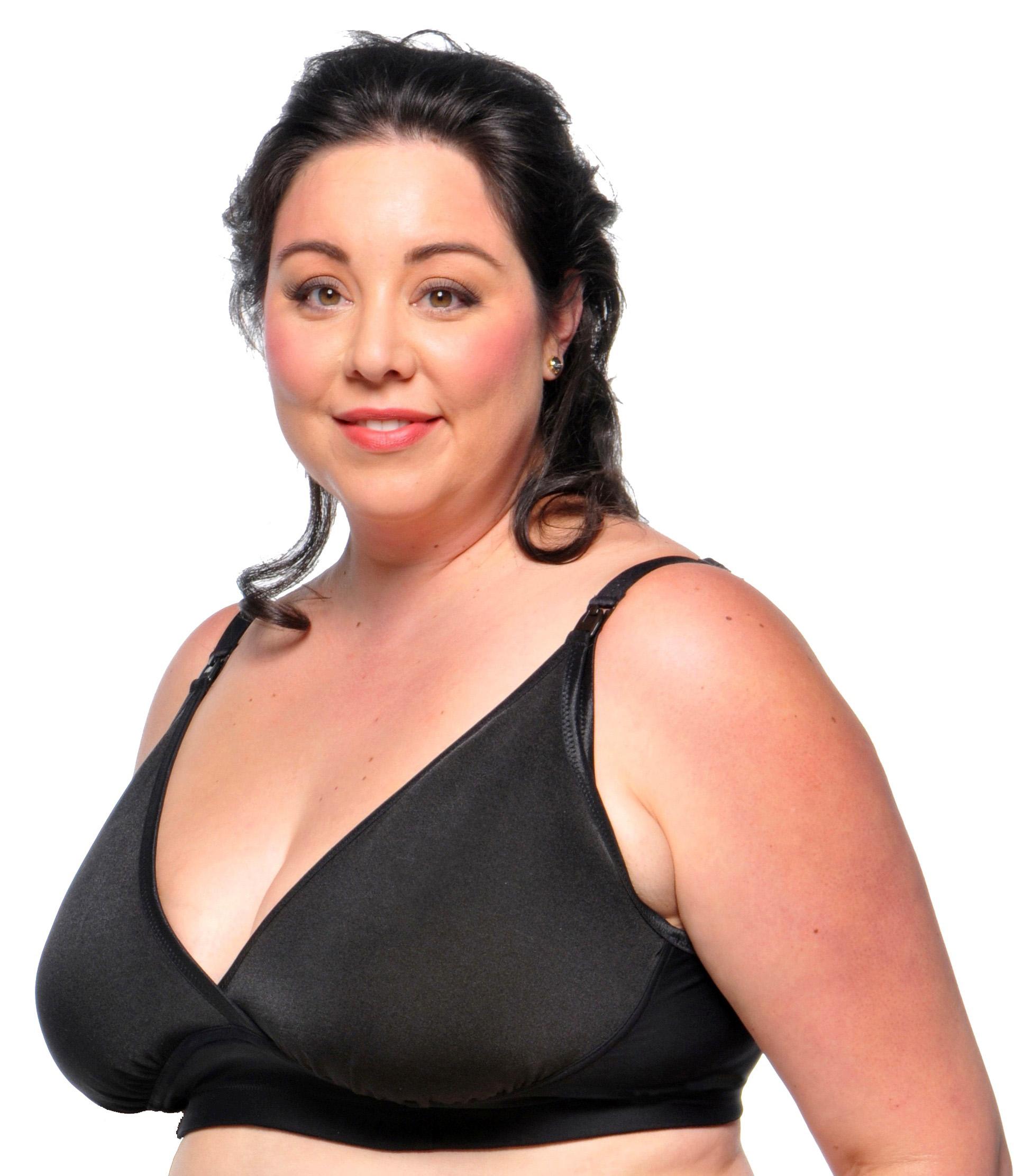 Melinda Smoothly Divine Tee Shirt Nursing Bra